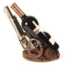Guns and wine