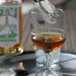 Recipe: Few Barrel Gin, Vermouth, Bitters