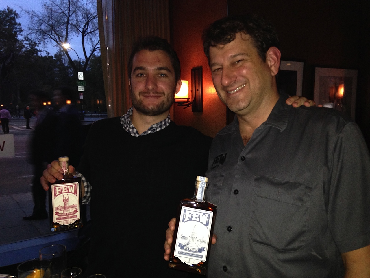 Few spirits booze business a blog dedicated to the business of paul hletko and ian goddard of blueprint spirits at whiskey park malvernweather Gallery
