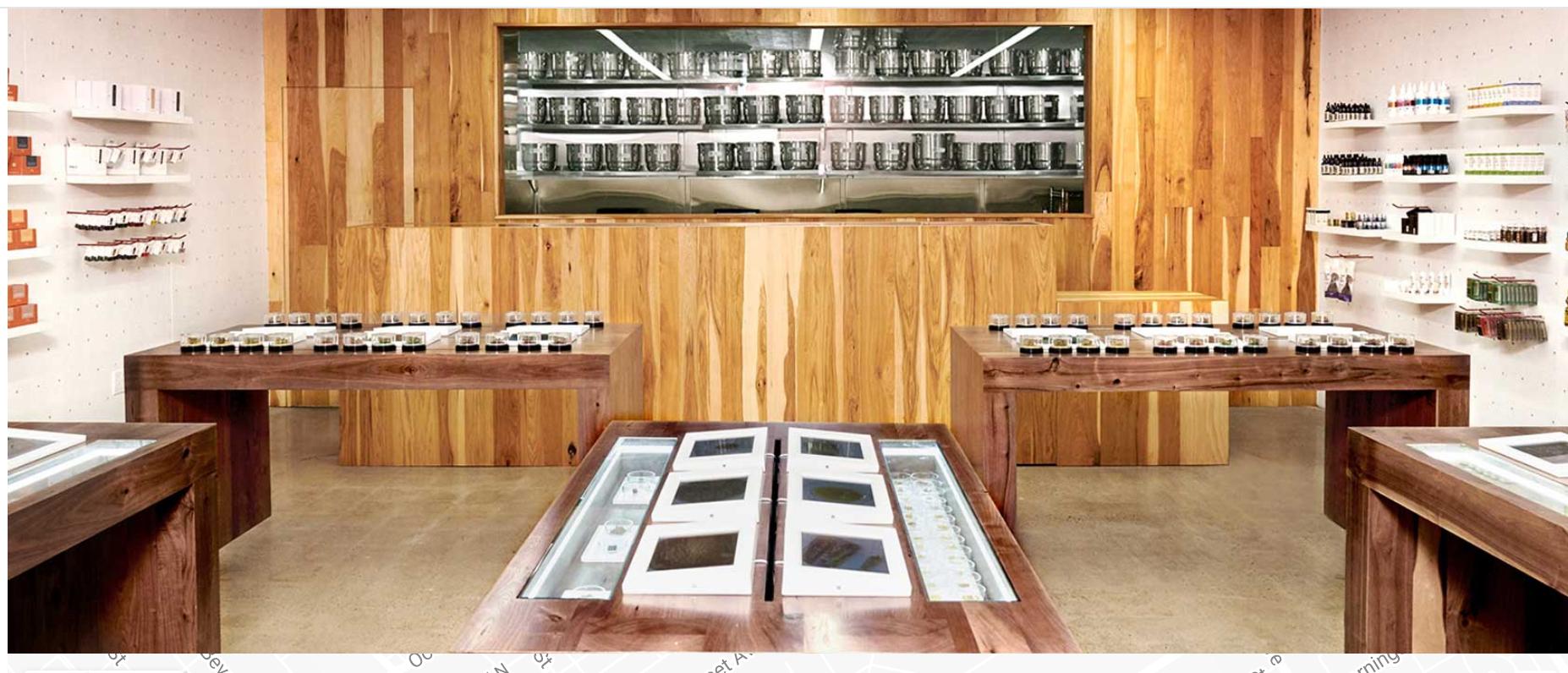 Marijuana: A Store Visit | Booze Business: A Blog Dedicated